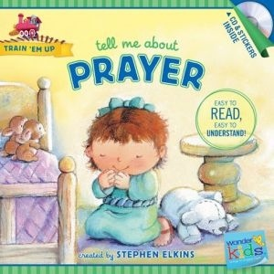 Tell Me About Prayer: Book Review