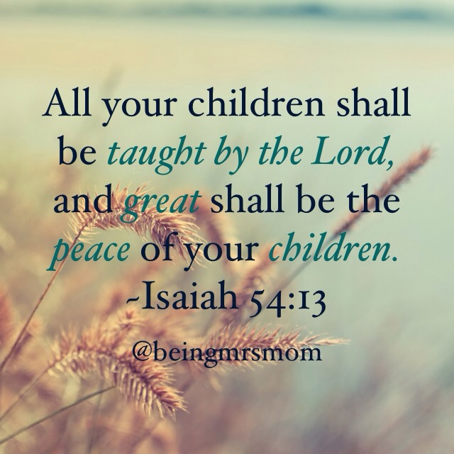 For Our Children