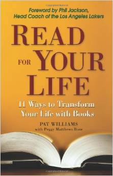 Read For Your Life Book Cover