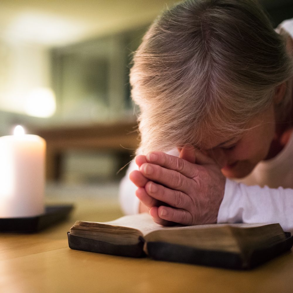 Invest in What You Want: Read the Bible and Pray