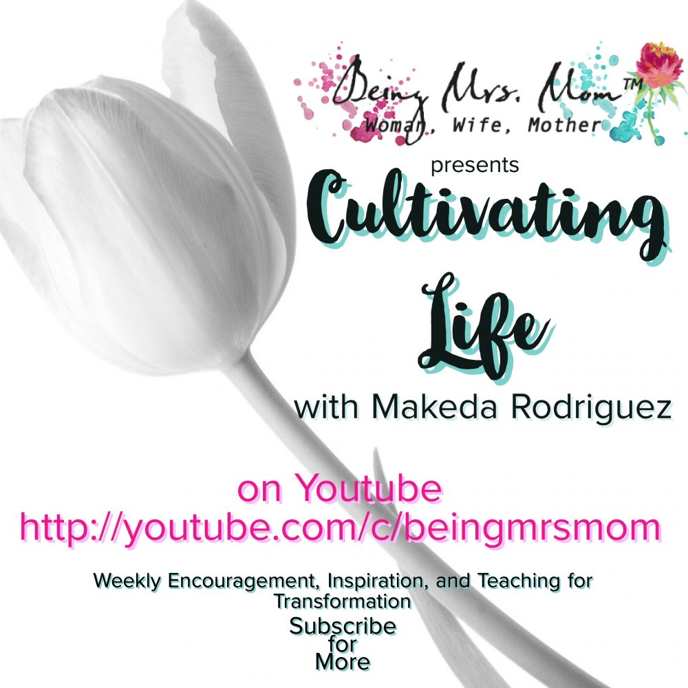Cultivating Life: Planning Your and Executing Your Week