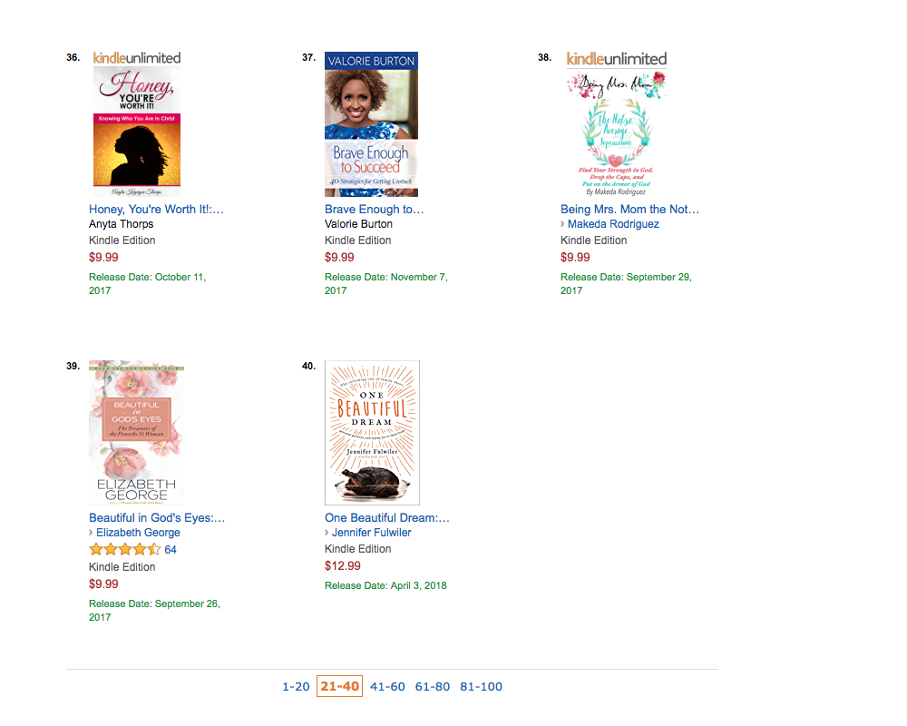 On Amazon's Hot New Releases List: Being Mrs. Mom the Not So Average Superwoman