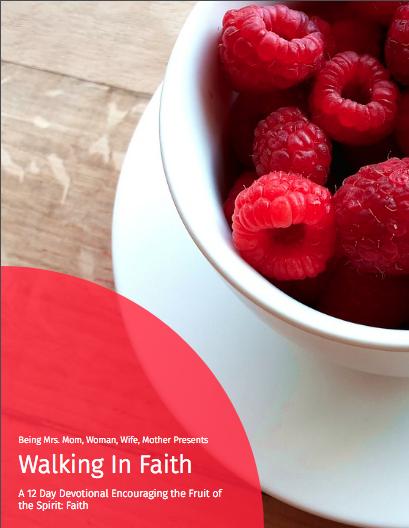 Walking In Faith Ebook
