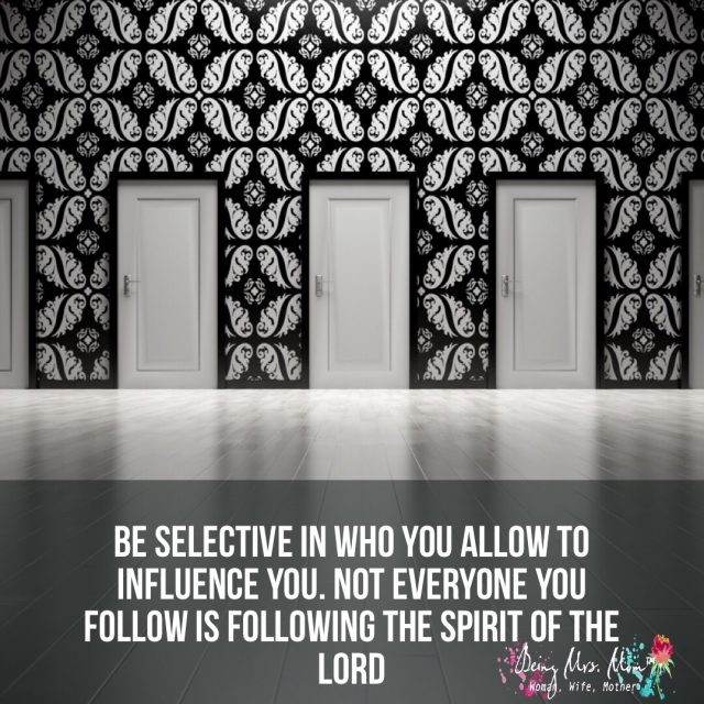 Remember to Be LED by the Spirit